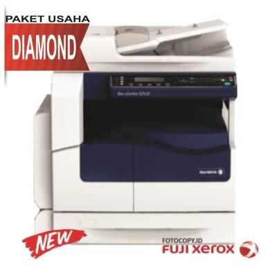 PAKET USAHA DIAMOND - Mesin Fotocopy Fuji Xerox DC S2320